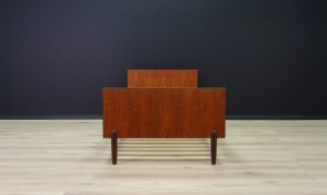 BED MID CENTURY TEAK DANISH DESIGN CLASSIC
