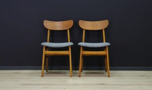 CHAIRS SCANDINAVIAN DESIGN TEAK CLASSIC