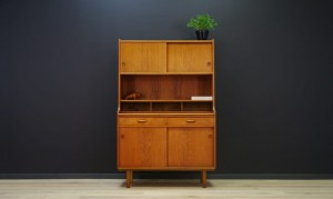 UNIQUE SECRETAIRE VINTAGE DANISH DESIGN