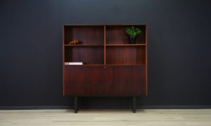 BROUER CLASSIC CABINET ROSEWOOD MID-CENTURY