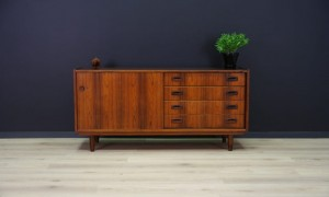 SIDEBOARD ROSEWOOD CLASSIC RETRO DANISH DESIGN