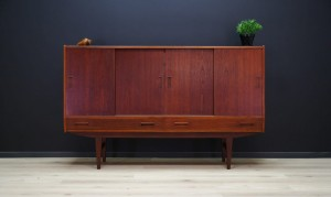 HIGHBOARD DANISH DESIGN TEAK CLASSIC RETRO 60 70