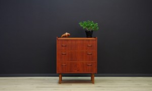 SECRETAIRE DANISH DESIGN TEAK RETRO