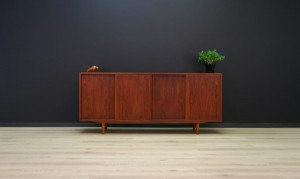 DANISH DESIGN SIDEBOARD TEAK CLASSIC RETRO