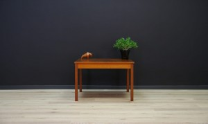 COFFEE TABLE DANISH DESIGN 60 70 CLASSIC TEAK