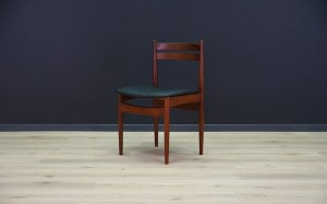 CHAIR DANISH DESIGN TEAK MID-CENTURY CLASSIC