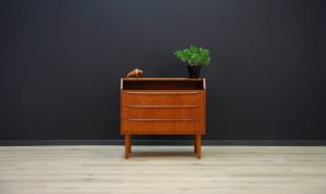 RETRO SECRETAIRE TEAK DANISH DESIGN VINTAGE