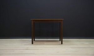 TABLE DANISH DESIGN 60 70 RETRO
