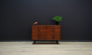 SVEND LANGKILDE CHEST OF DRAWERS ROSEWOOD VINTAGE