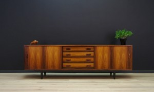 CLAUSEN & SON SIDEBOARD ROSEWOOD UNIQUE