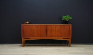 SIDEBOARD DANISH DESIGN TEAK RETRO