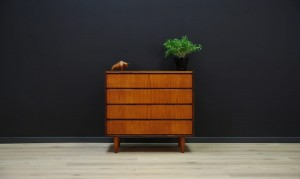 ES MOBLER CHEST OF DRAWERS ROSEWOOD DANISH DESIGN
