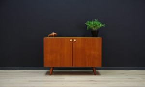 TEAK CABINET RETRO DANISH DESIGN