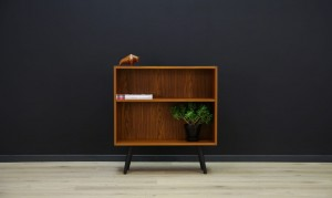 BOOKCASE DANISH DESIGN VINTAGE CLASSIC RETRO