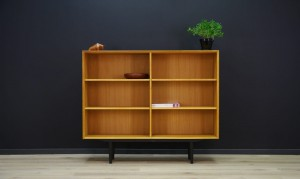 BROUER BOOKCASE ASH DANISH DESIGN 60 70