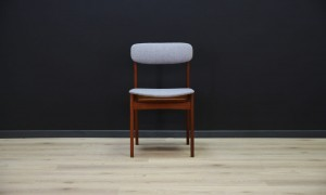 CHAIR 60 70 TEAK SCANDINAVIAN DESIGN