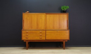 RETRO HIGHBOARD TEAK DANISH DESIGN VINTAGE
