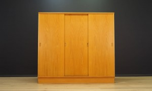 FALSIG WARDROBE DANISH DESIGN RETRO ASH