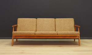 SOFA VINTAGE TEAK DANISH DESIGN ORIGINAL