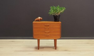 CHEST OF DRAWERS DESIGN TEAK VINTAGE