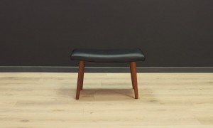 DANISH DESIGN FOOTREST VINTAGE RETRO