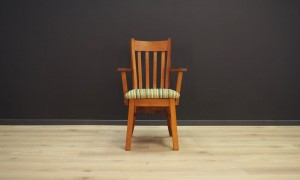 DANISH DESIGN TEAK RETRO ARMCHAIR 60 70