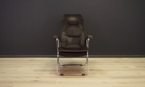 DANISH DESIGN CLASSIC LOUNGER
