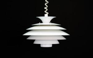 classic deckenlampe skandinavisches design retro. Black Bedroom Furniture Sets. Home Design Ideas