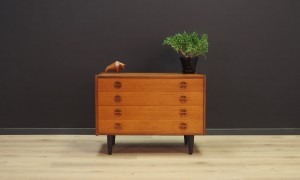 DANISH DESIGN CHEST VINTAGE 60 70