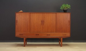 HIGHBOARD TEAK DANISH DESIGN VINTAGE 60 70