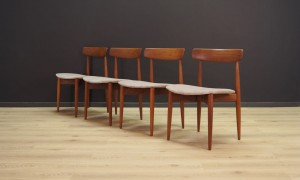 H. W. KLEIN CHAIRS DANISH DESIGN