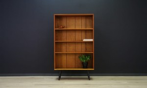 DANISH DESIGN 60/70 VINTAGE BOOKCASE