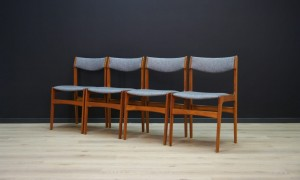 RETRO TEAK CHAIRS DANISH DESIGN 60 70