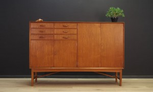 HIGHBOARD TEAK DANISH DESIGN 60 70