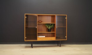 BOOKCASE TEAK VINTAGE DANISH DESIGN RETRO