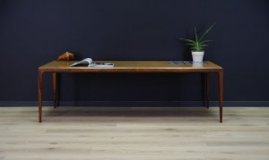 JOHANNES ANDERSEN COFFE TABLE ROSEWOOD CLASSIC