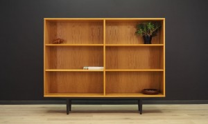 BOOKCASE VINTAGE 60 70 RETRO