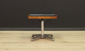 FOOTREST RETRO DANISH DESIGN VINTAGE