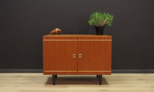 CABINET TEAK DANISH DESIGN RETRO 60 70