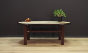 TABLE DANISH DESIGN VINTAGE 60 70