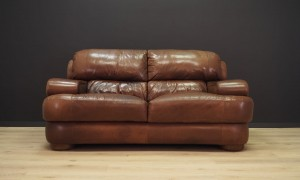 SOFA LEATHER DANISH DESIGN 60 70