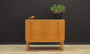 BERTIL FRIDHAGEN CHEST OF DRAWERS 60 70 VINTAGE