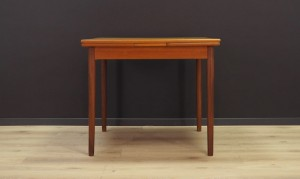 RETRO DINING TABLE VINTAGE TEAK 60 70