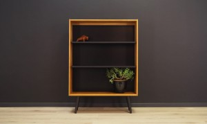 FRIDHAGEN BOOKCASE SCANDINAVIAN DESIGN 60 70 VINTAGE
