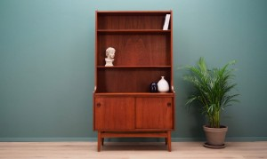 SORTH BOOKCASE 60 70 VINTAGE DANISH DESIGN