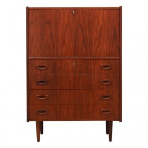RETRO CHEST OF DRAWERS 60 70 VINTAGE TEAK