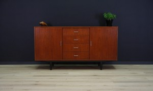 RETRO TEAK SIDEBOARD DANISH DESIGN VINTAGE 60/70