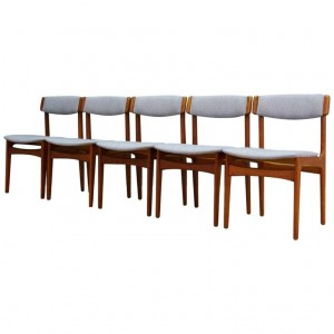 T.S.M CHAIRS TEAK VINTAGE DANISH DESIGN