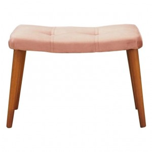 VINTAGE FOOTREST 60 70 DANISH DESIGN
