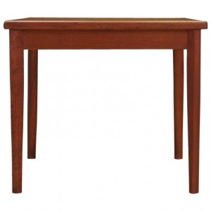 BRDR. FURBO TABLE TEAK VINTAGE 60 70